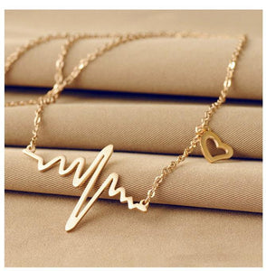 HeartBeat Necklace - Happy Maker