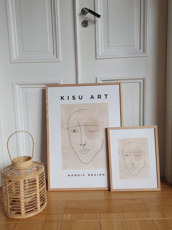 """She"" Kisu Art Nordic Design"