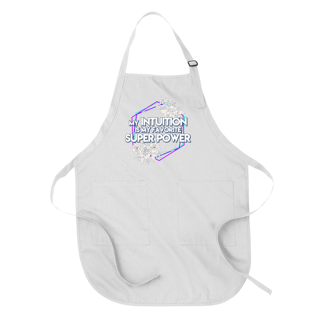 MY INTUITION - APRON APRONS Hot Pink DEARSOUL