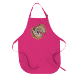 OLD SOUL - APRON APRONS Hot Pink DEARSOUL
