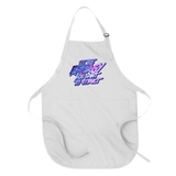 BE THE ENERGY YOU WANT - APRON APRONS White DEARSOUL