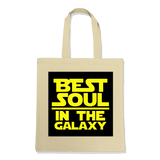 BEST SOUL IN GALAXY 1-TOTE BAG DEARSOUL