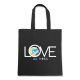 JLEA2P7-TOTE BAG Black DEARSOUL