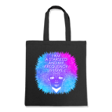 STARSEED-TOTE BAG Black DEARSOUL