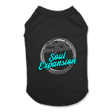 I'M JUST HERE FOR THE SOUL EXPANSION - DOG TANK TOP Dog Tank Black / XS DEARSOUL