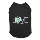 LOVE ALL THINGS - DOG TANK TOP Dog Tank Black / XS DEARSOUL