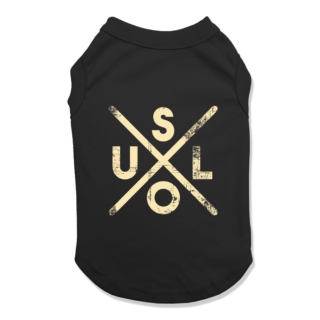 SOUL - DOG TANK TOP Dog Tank Black / XS DEARSOUL