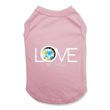 LOVE ALL THINGS - DOG TANK TOP Dog Tank Light Pink / XS DEARSOUL