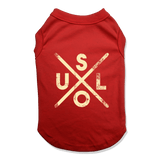 SOUL - DOG TANK TOP Dog Tank Red / XS DEARSOUL