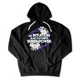 SUPER POWER - HOODIE HOODIE Black / S DEARSOUL