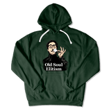 OLD SOUL ELITISM - HOODIE HOODIE Forest Green / S DEARSOUL
