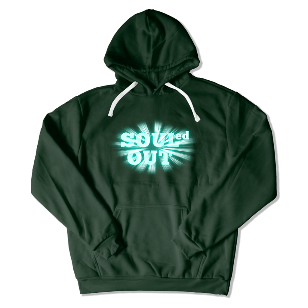 SOULED OUT - HOODIE HOODIE Forest Green / S DEARSOUL