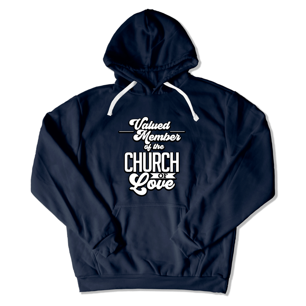 CHURCH OF SOUL - HOODIE HOODIE Navy / S DEARSOUL