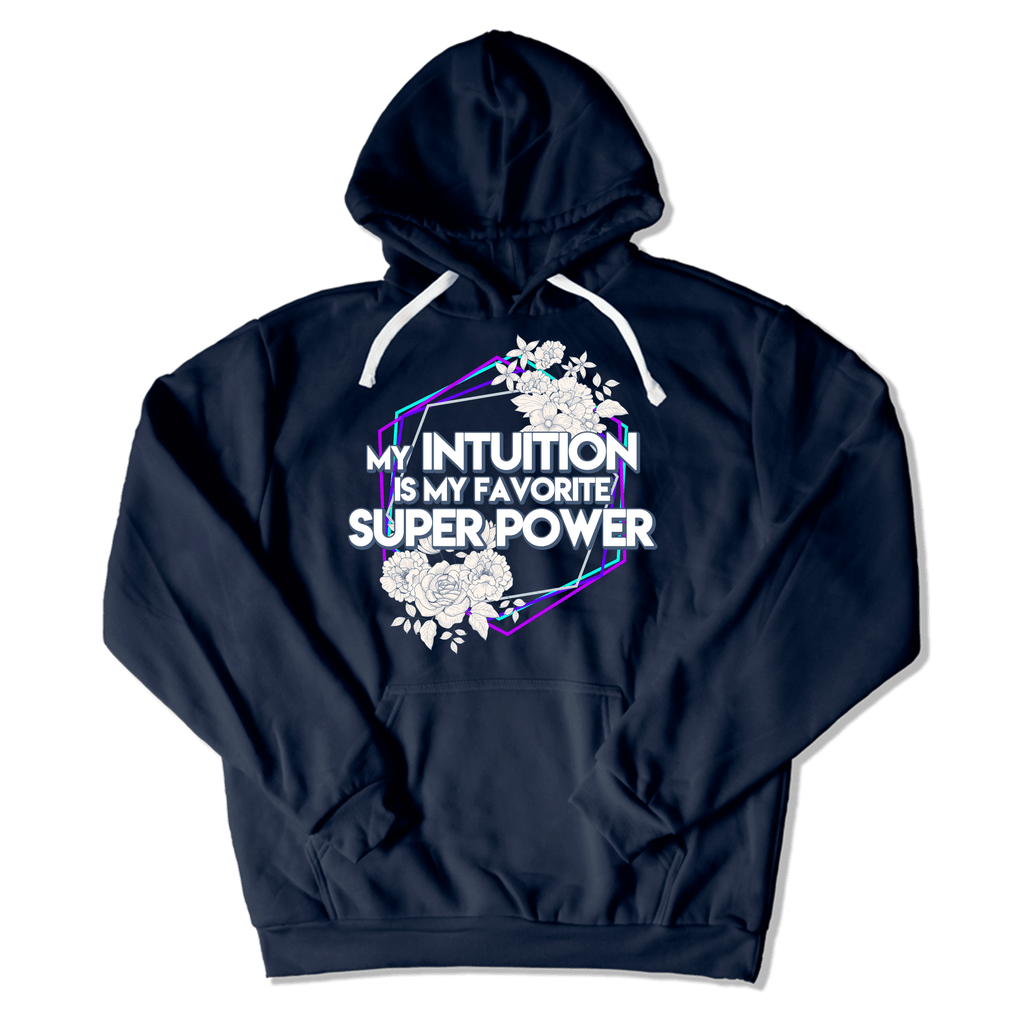SUPER POWER - HOODIE HOODIE Navy / S DEARSOUL
