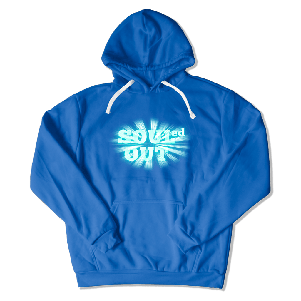 SOULED OUT - HOODIE HOODIE Royal / S DEARSOUL