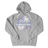 SUPER POWER - HOODIE HOODIE Sport Grey / S DEARSOUL