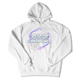 SUPER POWER - HOODIE HOODIE White / S DEARSOUL