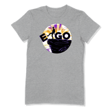 E-GO - LADIES T-SHIRT LADIES T-SHIRT Athletic Heather / S DEARSOUL