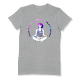 MANIFEST - LADIES T-SHIRT LADIES T-SHIRT Athletic Heather / S DEARSOUL