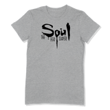 SOUL THE EGO SLAYER - LADIES T-SHIRT LADIES T-SHIRT Athletic Heather / S DEARSOUL