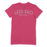 LESS EGO MORE SOUL - LADIES T-SHIRT LADIES T-SHIRT Berry / S DEARSOUL