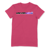 UNIVERSOUL - LADIES T-SHIRT LADIES T-SHIRT Berry / S DEARSOUL