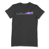UNIVERSOUL - LADIES T-SHIRT LADIES T-SHIRT Dark Grey Heather / S DEARSOUL