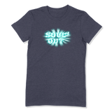 SOULED OUT - LADIES T-SHIRT LADIES T-SHIRT Heather Navy / S DEARSOUL