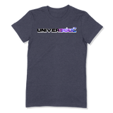 UNIVERSOUL - LADIES T-SHIRT LADIES T-SHIRT Heather Navy / S DEARSOUL
