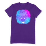 STARSEED - LADIES T-SHIRT LADIES T-SHIRT Purple / S DEARSOUL