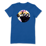 E-GO - LADIES T-SHIRT LADIES T-SHIRT True Royal / S DEARSOUL