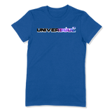UNIVERSOUL - LADIES T-SHIRT LADIES T-SHIRT True Royal / S DEARSOUL