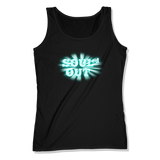 SOULED OUT - LADIES TANK TOP LADIES TANK Black / XS DEARSOUL