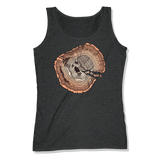 OLD SOUL - LADIES TANK TOP LADIES TANK Charcoal Heather / XS DEARSOUL