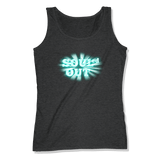 SOULED OUT - LADIES TANK TOP LADIES TANK Charcoal Heather / XS DEARSOUL