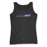 UNIVERSOUL - LADIES TANK TOP LADIES TANK Charcoal Heather / XS DEARSOUL