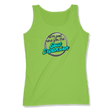 I'M JUST HERE FOR THE SOUL EXPANSION - LADIES TANK TOP LADIES TANK Lime Shock / XS DEARSOUL