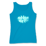 SOULED OUT - LADIES TANK TOP LADIES TANK Sapphire / XS DEARSOUL
