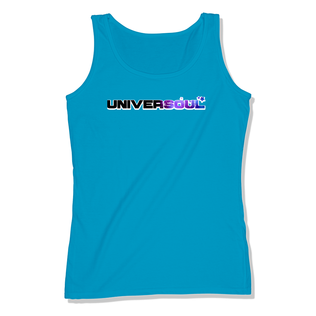 UNIVERSOUL - LADIES TANK TOP LADIES TANK Sapphire / XS DEARSOUL
