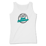 I'M JUST HERE FOR THE SOUL EXPANSION - LADIES TANK TOP LADIES TANK White / XS DEARSOUL