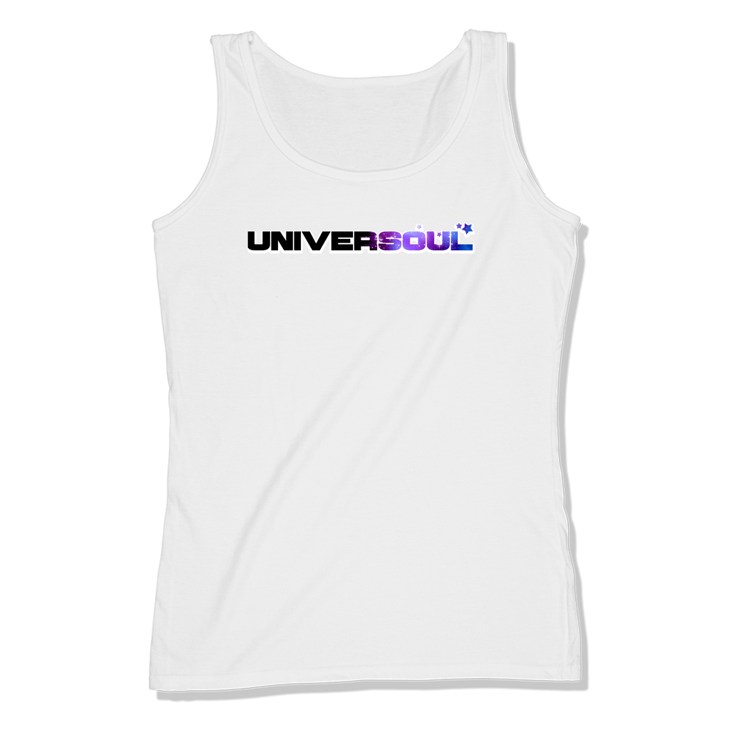 UNIVERSOUL - LADIES TANK TOP LADIES TANK White / XS DEARSOUL