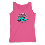 I'M JUST HERE FOR THE SOUL EXPANSION - LADIES TANK TOP LADIES TANK Wild Raspberry / XS DEARSOUL