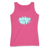SOULED OUT - LADIES TANK TOP LADIES TANK Wild Raspberry / XS DEARSOUL