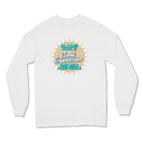 ALL I CARE ABOUT IS SOUL EXPANSION - LONG SLEEVE T-SHIRT LONG SLEEVE T-SHIRT White / S DEARSOUL