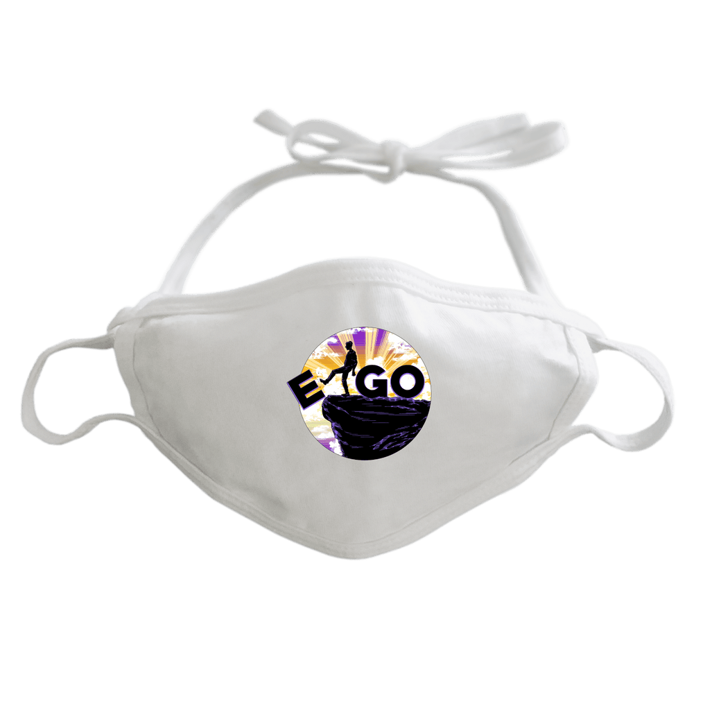 E-GO - ADJUSTABLE FACE MASK MASK White DEARSOUL