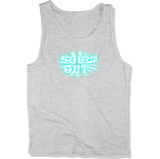 SOULED OUT  - MENS TANK TOP MEN'S TANK Athletic Heather / XS DEARSOUL