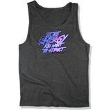 BE THE ENERGY YOU WANT - MENS TANK TOP MEN'S TANK Charcoal Heather / XS DEARSOUL