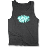 SOULED OUT  - MENS TANK TOP MEN'S TANK Charcoal Heather / XS DEARSOUL