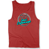 IM JUST HERE FOR THE SOUL EXPANSION - MENS TANK TOP MEN'S TANK True Red / XS DEARSOUL