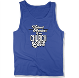 CHURCH OF SOUL - MEN'S TANK TOP MEN'S TANK True Royal / XS DEARSOUL